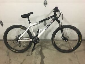 Kona Cowan hardtail mountain bike