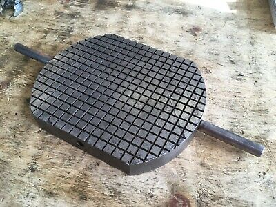 Vintage Toolmakers / Machinist / Engineers Lapping Plate surface table