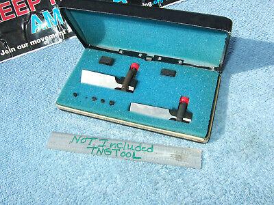 V-blocks Super Wee Block Set Spi 30-610-0 New In Case Toolmaker Machinist Grind