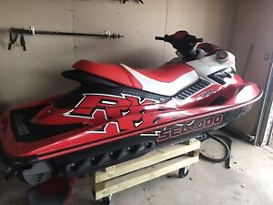 2008 RXP 215 hp supercharged  swap/trade for 4 wheeler