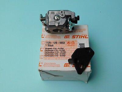 Replacement Carburetor Part Fits STIHL MS200//MS200T Cropper Farm Chain Saw