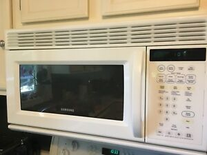 Range and Microwave For Sale