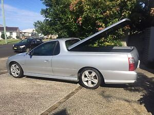 2004 Series II VY SS Holden Commodore Ute Auto Rego Ballina Ballina Area Preview