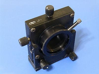 Newport Lp-1 Five-axis Positioner Mount For 1 Optics