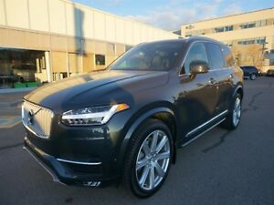 2017 Volvo XC90 T6 Inscription Demo Sale!!!