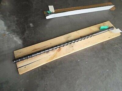 Engel 50es-es600-01 50mm Screw For Es600 Injection Unit 54-14 Cpm10v