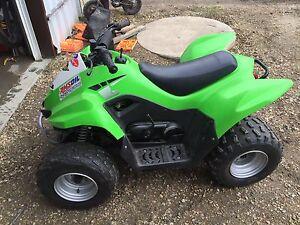 2008 Kawasaki KFX 90 KIDS QUAD