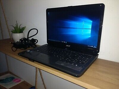 "Acer Aspire 5332 15.6"" (160GB, Intel Dual-Core 1.8GHz, 3GB) Laptop Win 10"