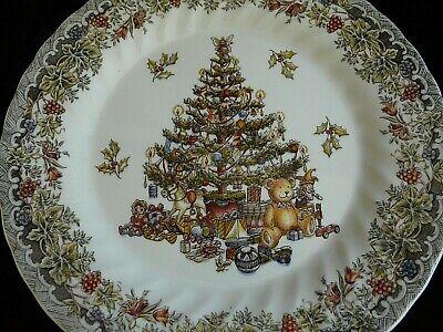CHURCHILL CHRISTMAS DISHES