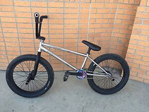 Custom Sunday pro bmx with free coaster