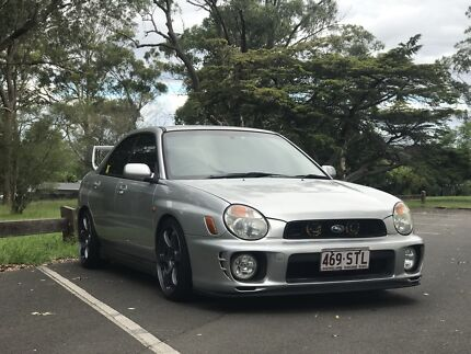 2001 Subaru Impreza Rs  Rangeville Toowoomba City Preview