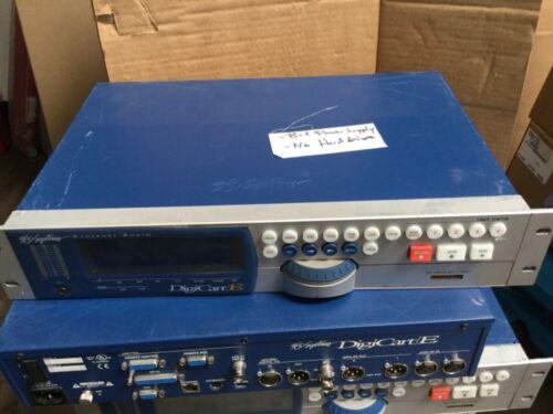 DigiCart E-3000  Ethernet Audio Recorder Parts Repair Free Shipping
