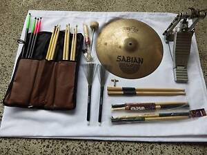 Drum Kit Accessories Glenfield Campbelltown Area Preview