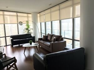 BRAND NEW Very Large 2 Bedroom Condo on Bay St. near Yorkville