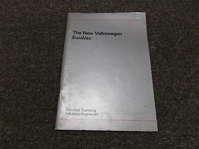 1992 Volkswagen Eurovan CL GL MV Weekender Service Repair Manual 1993 1994 1995