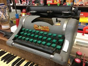 Tom Thumb Typerwriter