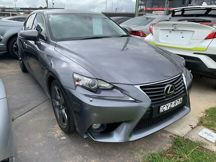 2013 Lexus IS350 Sports Luxury Sedan - Only 46000kms Cabramatta Fairfield Area Preview