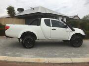 Glr club cab triton Mitsubishi  Ellenbrook Swan Area Preview