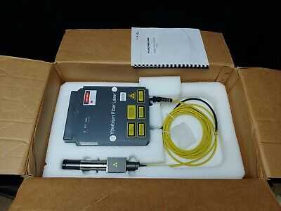 New In Box Ipg Photonics Ylp-0.5100105 Ytterbium Fiber Laser System 70w