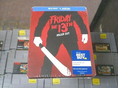 Best Halloween Movie 2019 (Friday the 13th (2009): Killer Cut Blu-ray/Digital Best Buy Exclusive)