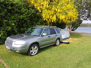 2007 turbo xt forester manual leather.PRICE DROP Athelstone Campbelltown Area Preview