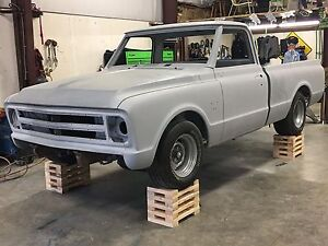 1968 C10 project