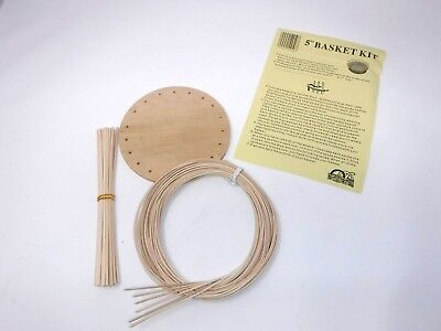 "5"" Basket Weaving Kit, Basket 5X5X5"
