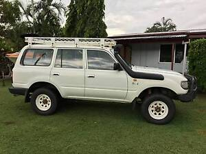 1994 80 series toyota landcruiser Yorkeys Knob Cairns City Preview