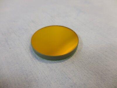 Orangegreen Colored Laser Optical Filter Window 28mm X 3mm