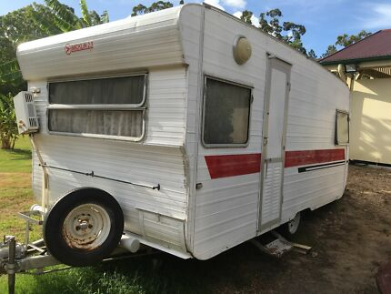 1976 Franklin Caravan 16ft