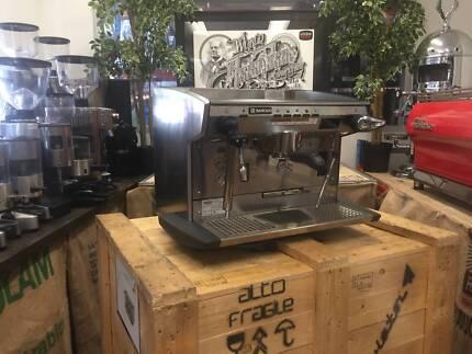RANCILIO CLASSE 8 1 GROUP ESPRESSO COFFEE MACHINE AUTOSTEAM