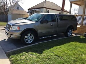 2004 F-150 WITH LOW KILOMETRES FOR SALE