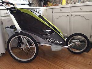 Poussette chariot