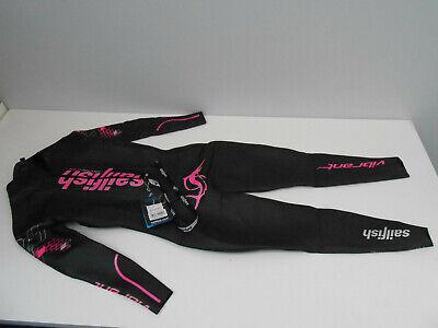 Sailfish Vibrant Women Wetsuit Neoprenanzug Triathlonanzug Small Gr. W-S R715