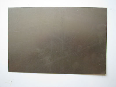 Steel Sheet Metal Cold Rolled 22 Gauge Thick 0.030 X 8 X 12 Auto Repair