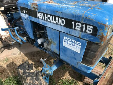 Brand new euroleopard ft454 tractor farming vehicles gumtree new holland tractor 1215 like ford shibaura compact tractor fandeluxe Image collections