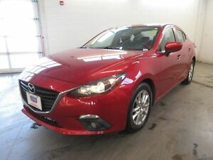 2014 Mazda Mazda3 GS-SKY- ALLOYS! SUNROOF! HEATED SEATS!