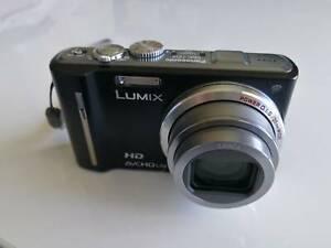 Panasonic Lumix digital camera DMC-TZ10