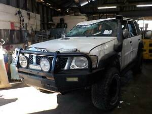 WRECKING 2007 NISSAN PATROL GUIV 3.0L DIESEL North St Marys Penrith Area Preview