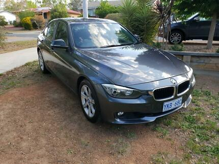 2013 Bmw 3 20i 4d Sedan Higgins Belconnen Area Preview