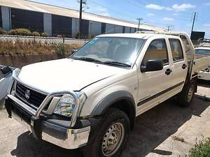 Wrecking 06 #Holden #Rodeo RA DCab #Ute MT #4WD 151126 Port Adelaide Port Adelaide Area Preview