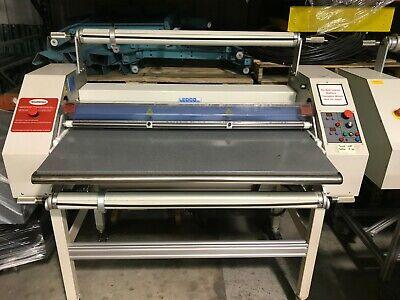 Ledco Dual Hot Roll Laminator Hrd Digital 44