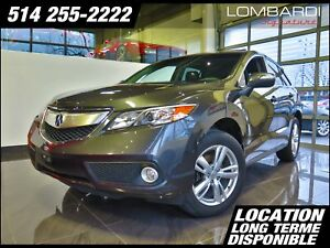 Acura RDX Traction intégrale