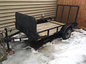 2015 Trailer 8 x 4 great condition