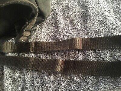 kipling backpack medium nylon 14 - H x 11.5 - L X 5 - W straps are faded.