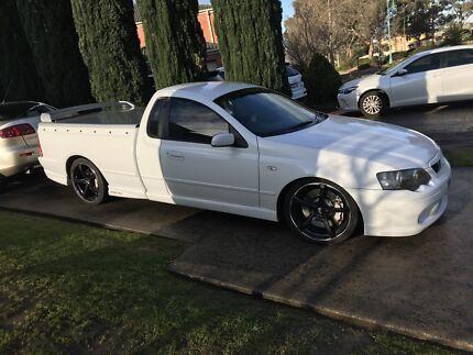 XR6 Turbo Ute