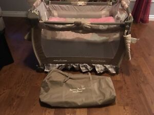 Nursery Center Baby Trend Playpen
