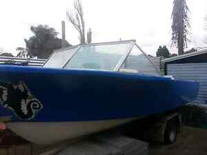 Good project boat and good trailer unlicensed 20ft Maddington Gosnells Area Preview