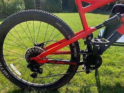 bossnut calibre Full Suspension Mountain Bike