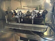 Cheap Used KVDW Mirage Dutte MP Commercial Coffee Machine Marrickville Marrickville Area Preview